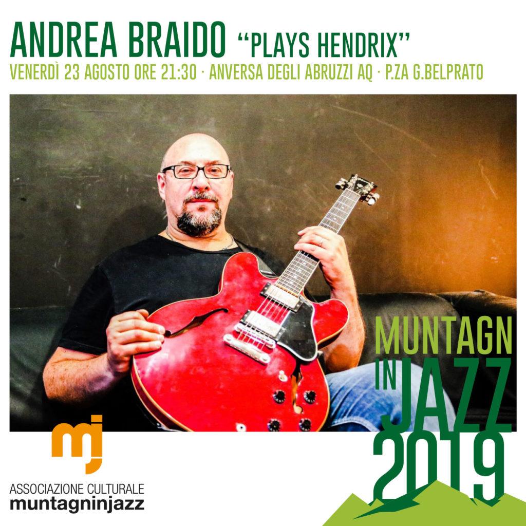 Andrea Braido - 23 Agosto 2019 - Anversa degli Abruzzi AQ
