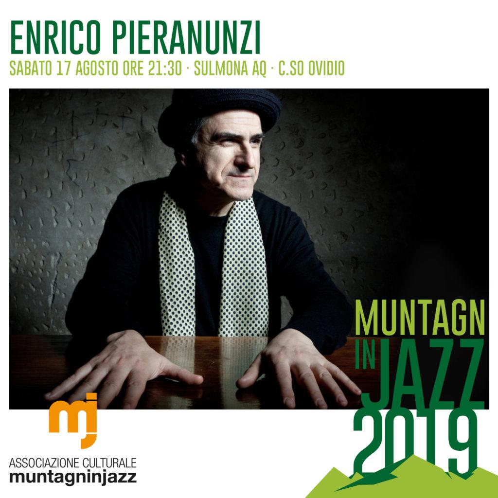 Enrico Pieranunzi - 17 Agosto 2019 - Sulmona AQ